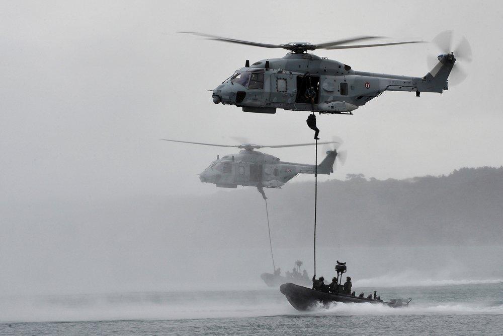 Des NH90 NFH pour la marine allemande