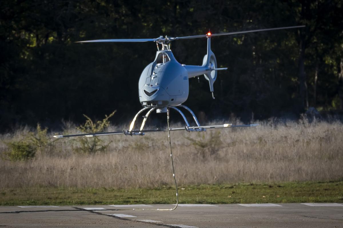 Airbus : premier vol du prototype du drone VSR700