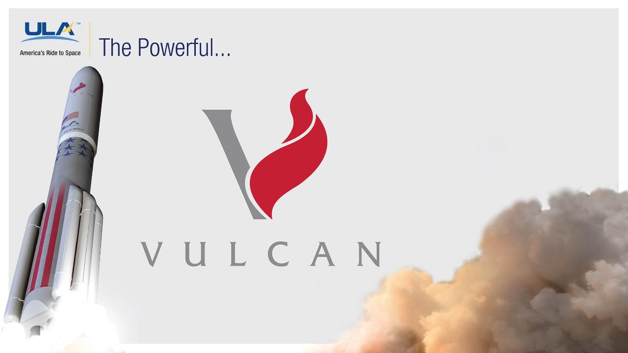Le Vulcan d'ULA a passé sa revue de conception préliminaire