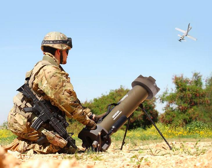 """UVision Air présente ses """"munitions rôdeuses"""" en Asie"""