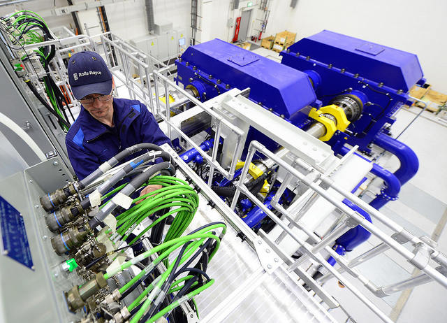 Rolls-Royce claims new record for UltraFan power gearbox