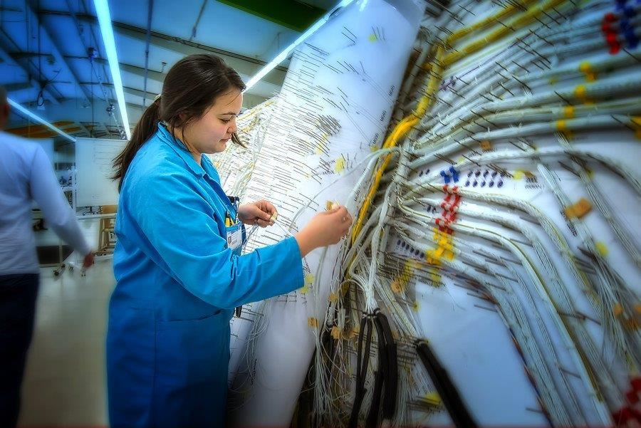 GKN Aerospace realisera les systèmes d'interconnexion de câblage électrique du Boeing 777X