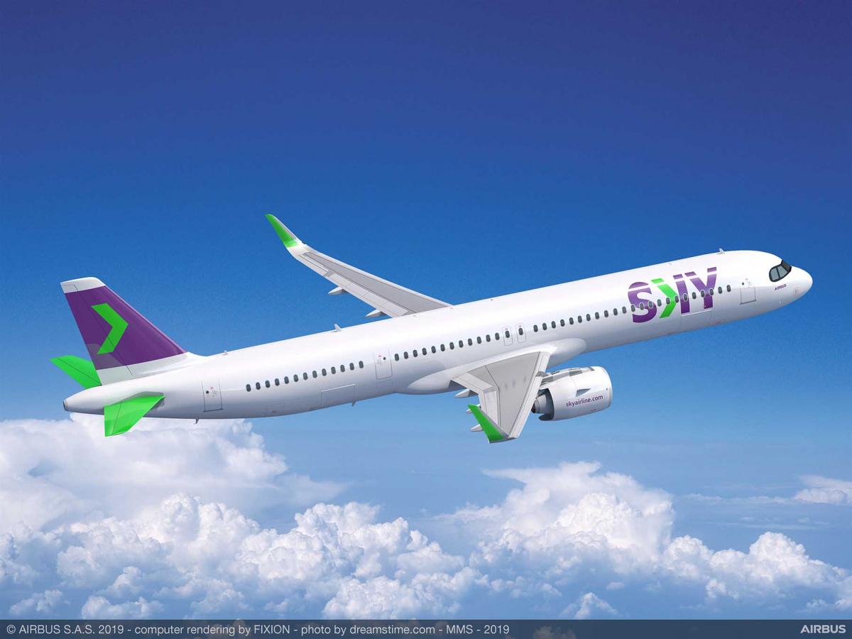 Et un 17e client pour l'Airbus A321XLR