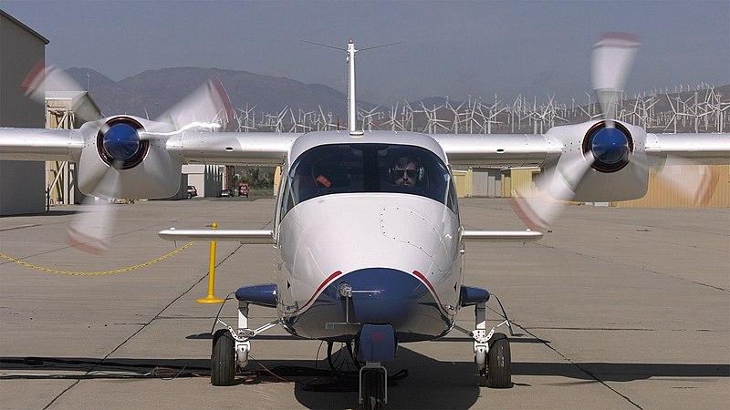 Le X-57 termine ses essais haute tension