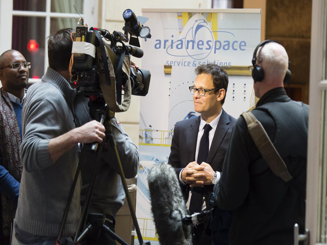 Arianespace se réorganise pour être plus efficace