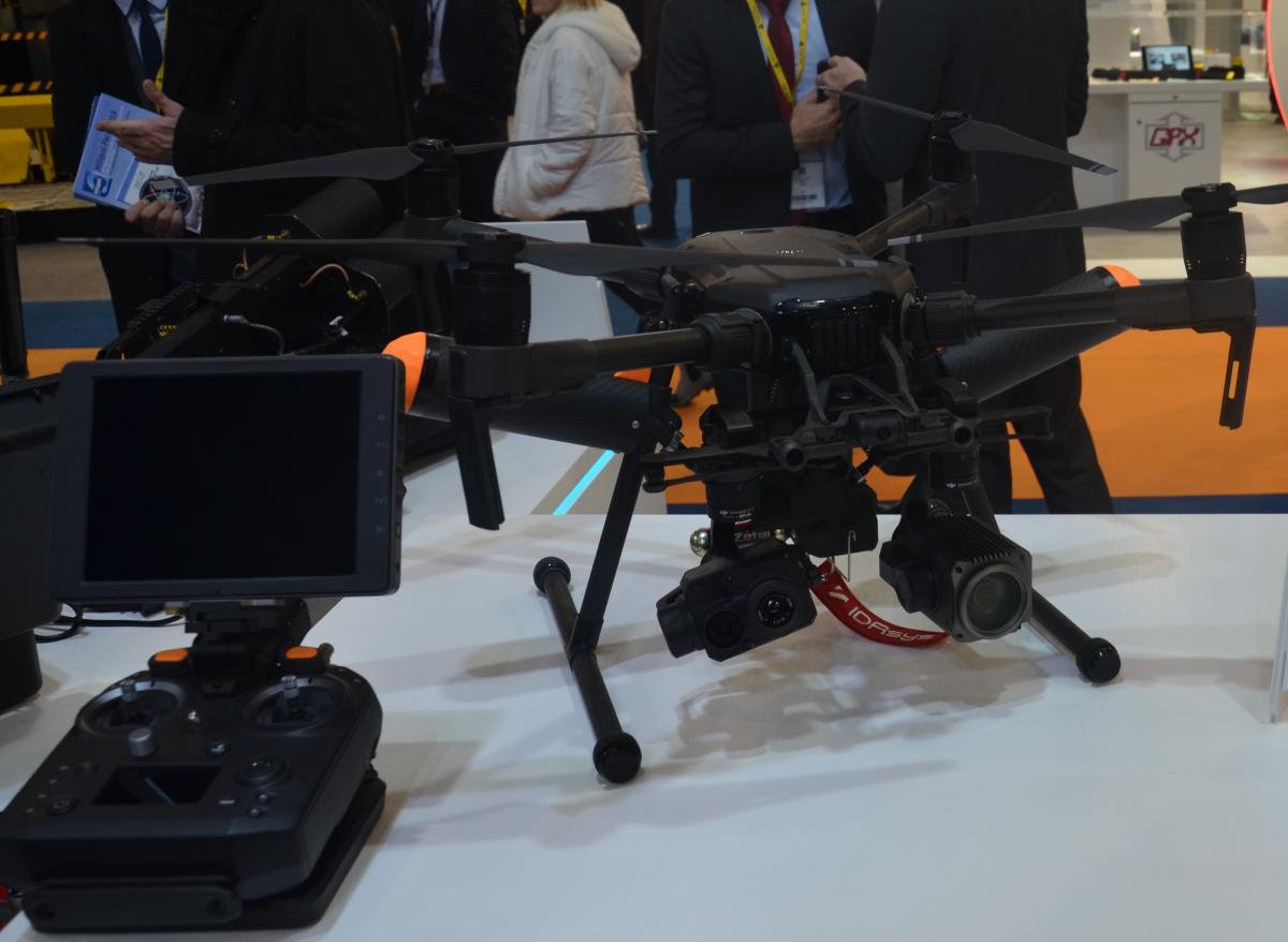 La place Beauvau recherche 645 drones