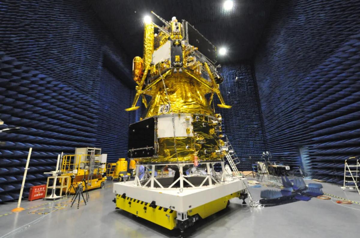 Démarrage de l'ambitieuse mission lunaire chinoise Chang'E 5