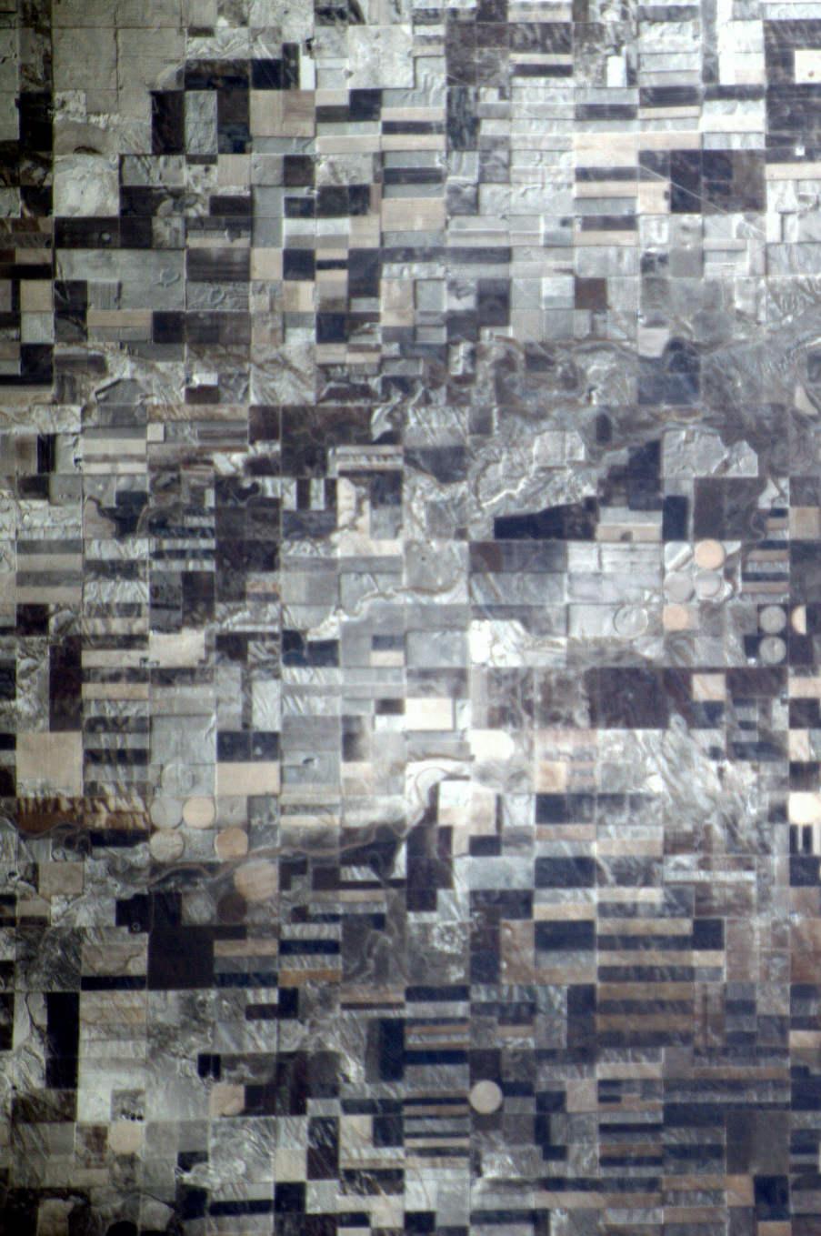 La Terre dans l'oeil de Thomas Pesquet #4 : le Midwest