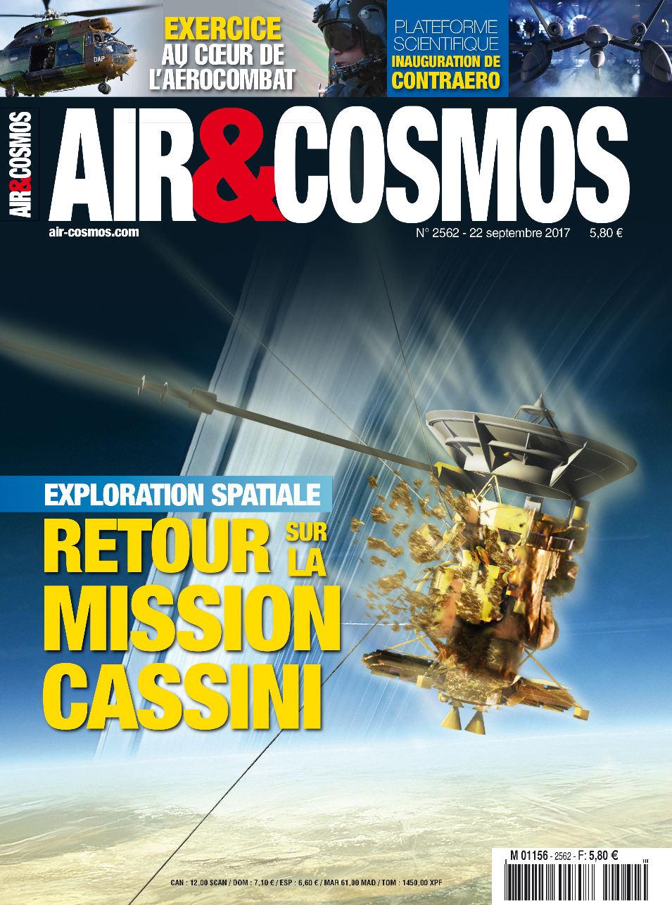Retour sur la mission Cassini