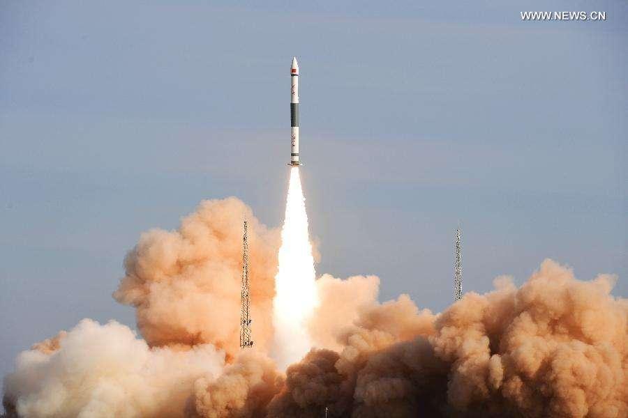 Le lanceur chinois Kuaizhou entre en service