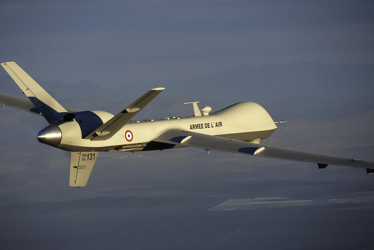 NIAMER NIGER MQ-9A Block-5: A peine livré, déjà engagé en appui des opérations de BARKHANE