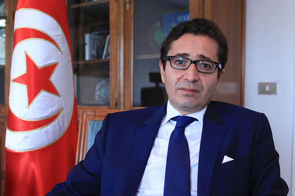 Interview exclusive de Fadhel Abdelkefi, ministre tunisien du Développement