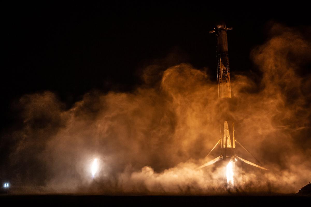 Le Falcon Heavy réussit une mission ambitieuse