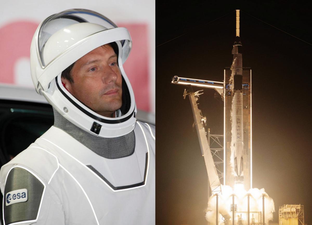 Un Français sur SpaceX