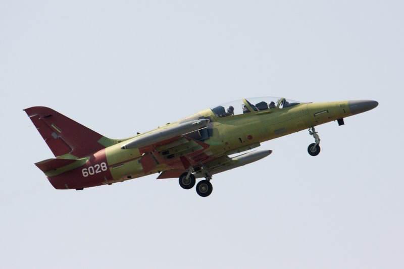 Aero L-159T2 makes first flight