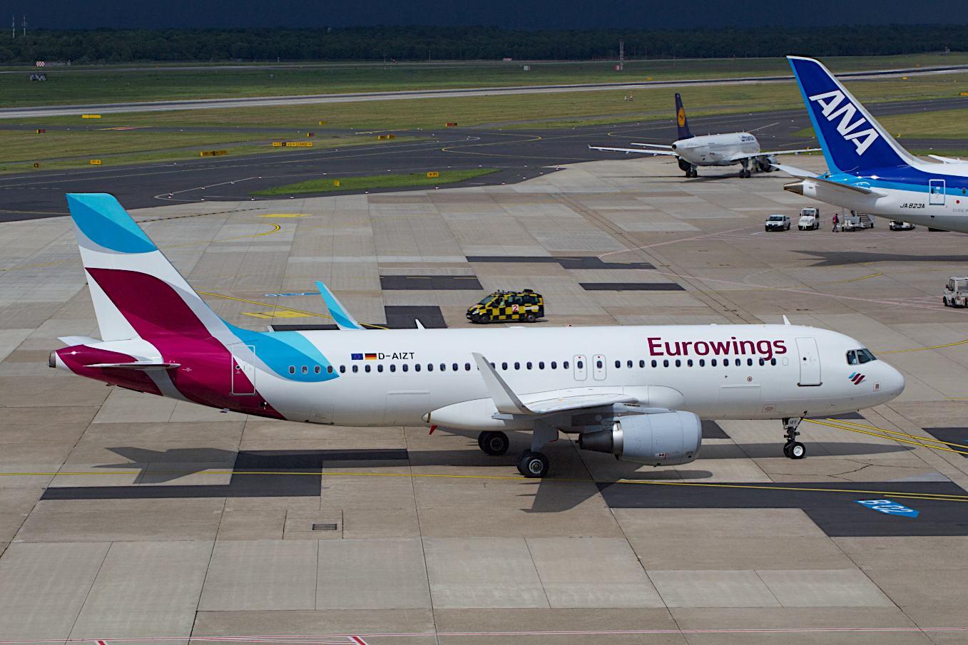 Eurowings étend ses ailes en Autriche