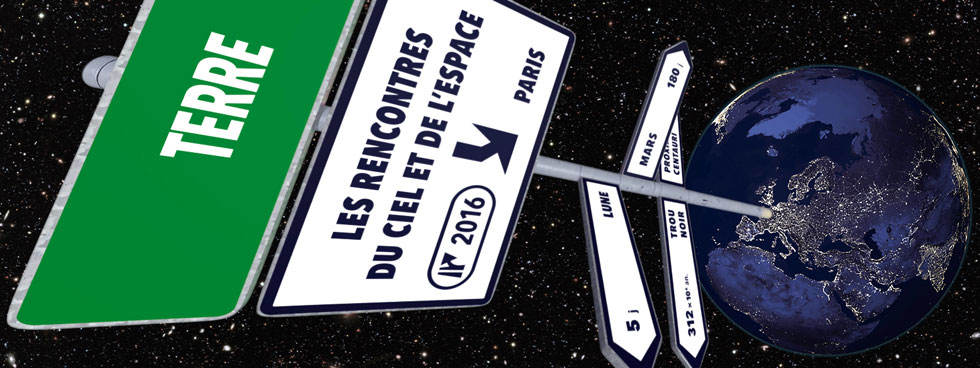 Rencontres du Ciel et de l'Espace les 11, 12 et 13 novembre à Paris