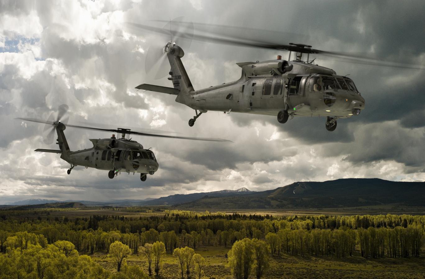 Des Black Hawk pour l'Australie