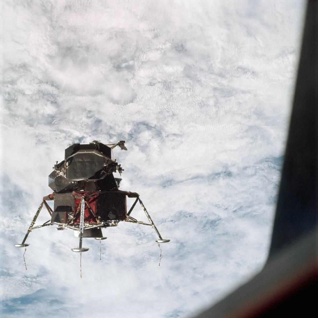 Il y a 50 ans, la mission Apollo 9 testait le « train lunaire »