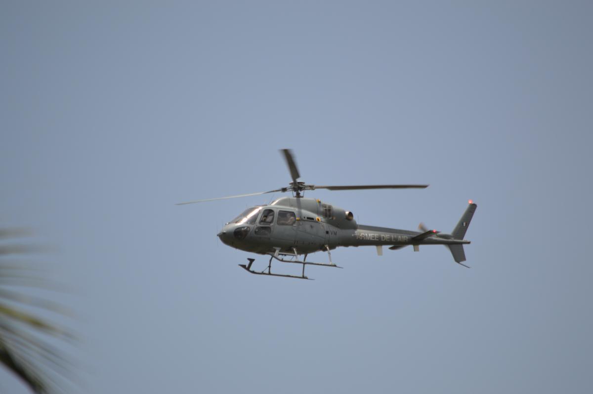 Sabena technics soutient les 43 Fennec Armée de l'Air et DGA et vise les Airbus Phénix