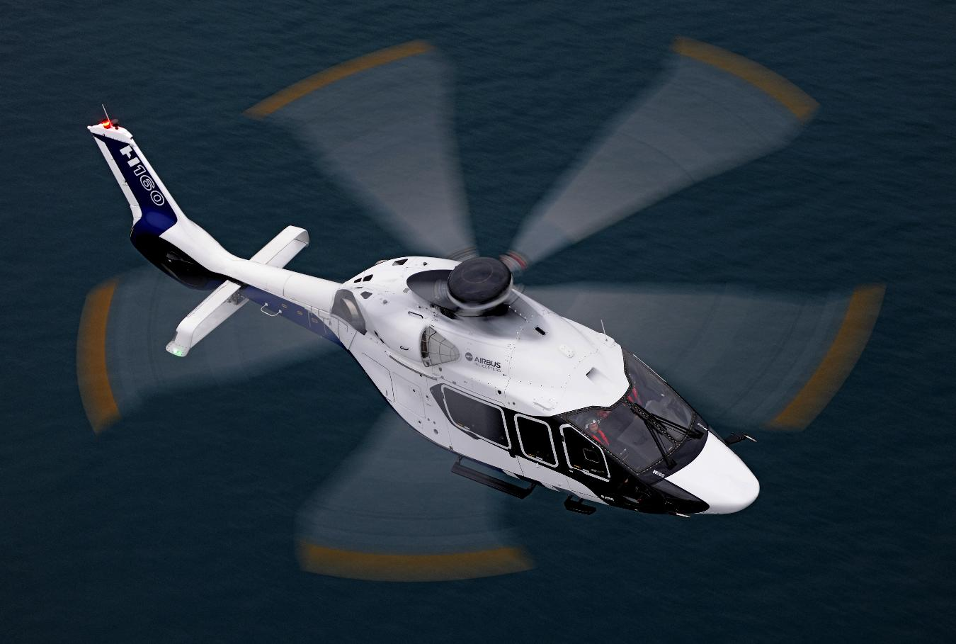 Hexcel fournisseur du H160 d'Airbus Helicopters