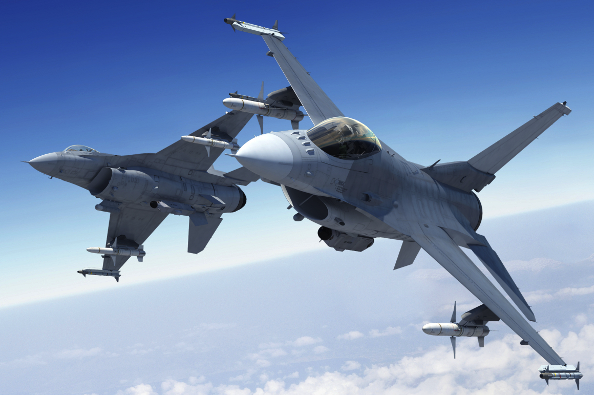 Tata to build F-16 wings in India