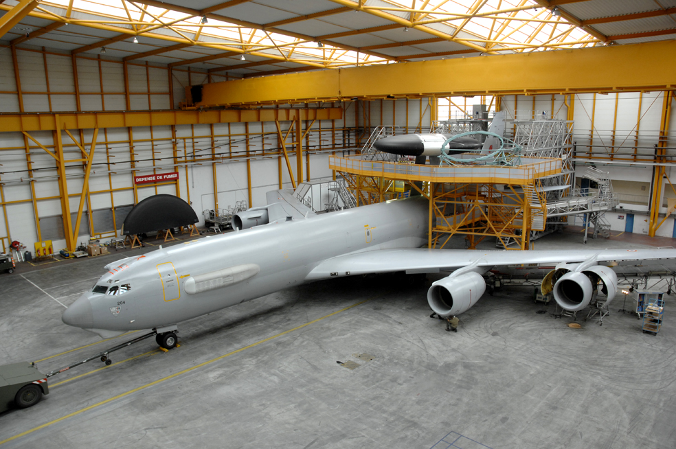 Armée de l'Air : livraison d'un premier Awacs modernisé