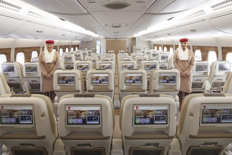 Emirates dévoile sa nouvelle classe Economie Premium