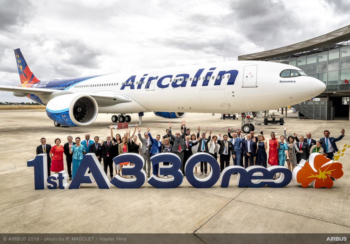 Airbus A330neo : de 281 à 436 sièges