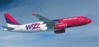 Wizz Air prête pour le Brexit