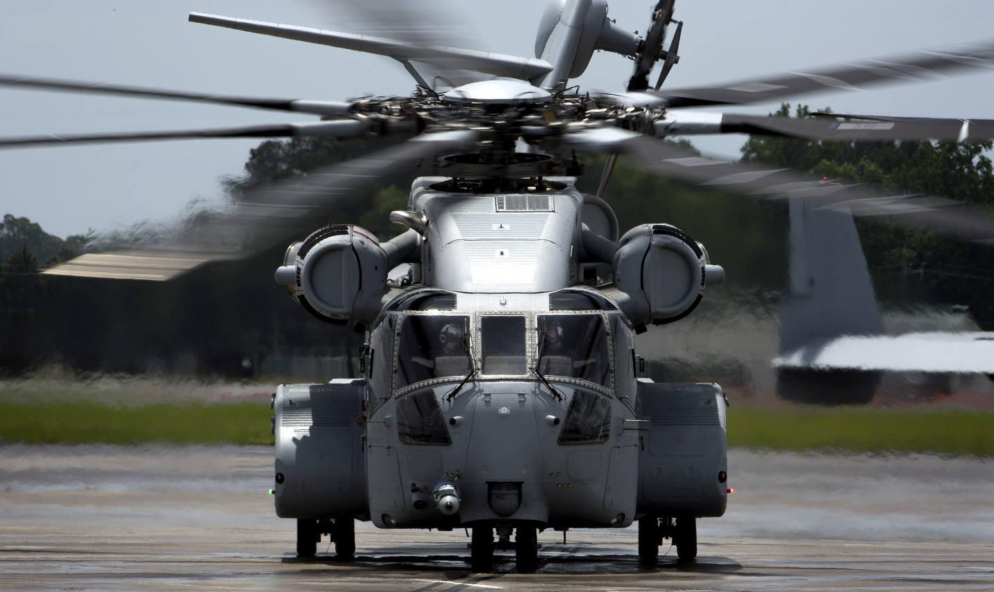 Livraison du premier CH-53K