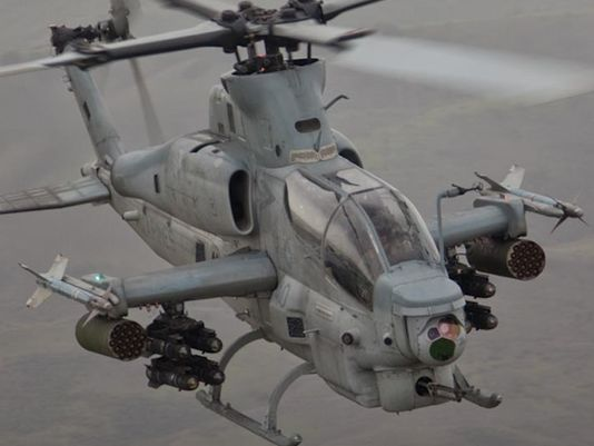 Le Pakistan achète 15 hélicoptères d'attaque AH-1Z Viper