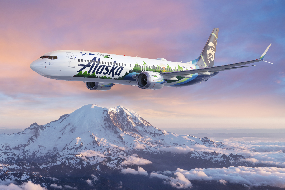 L'ecoDemonstrator, cru 2021, va employer un Boeing 737-9