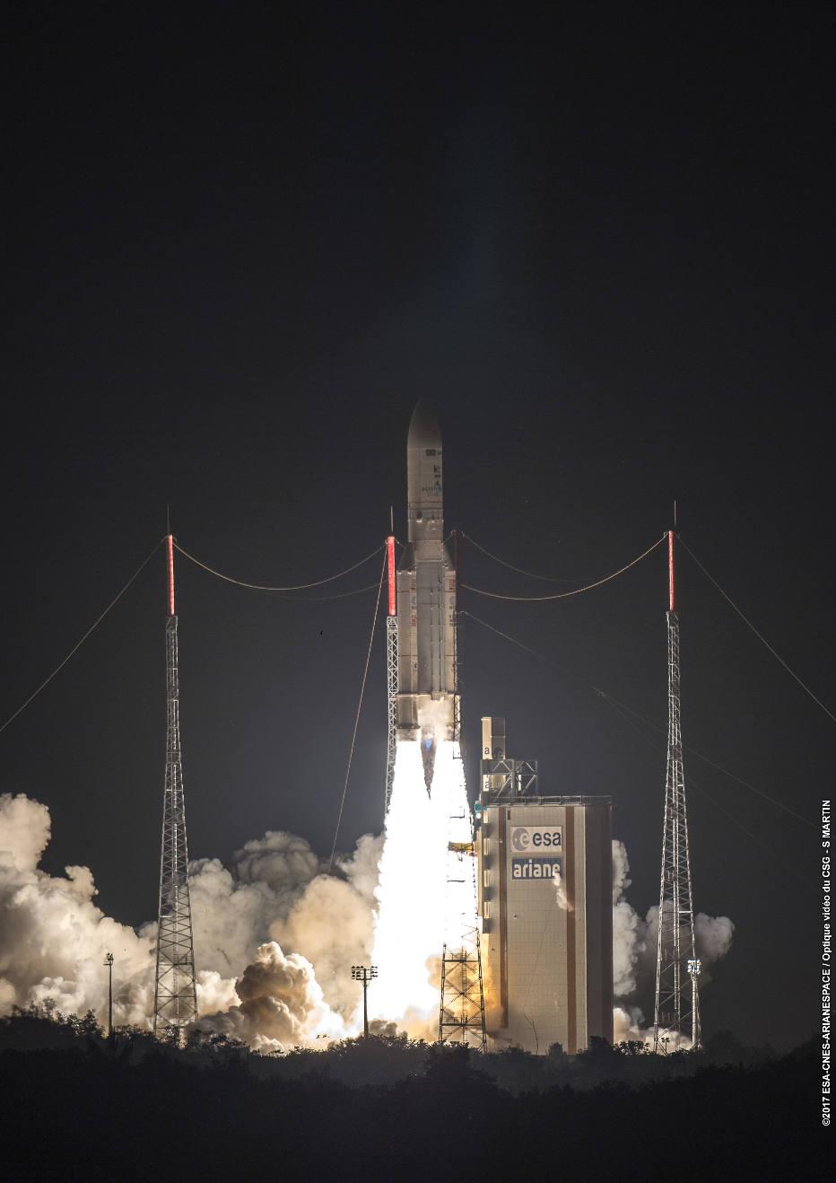 Ariane 5 est de retour