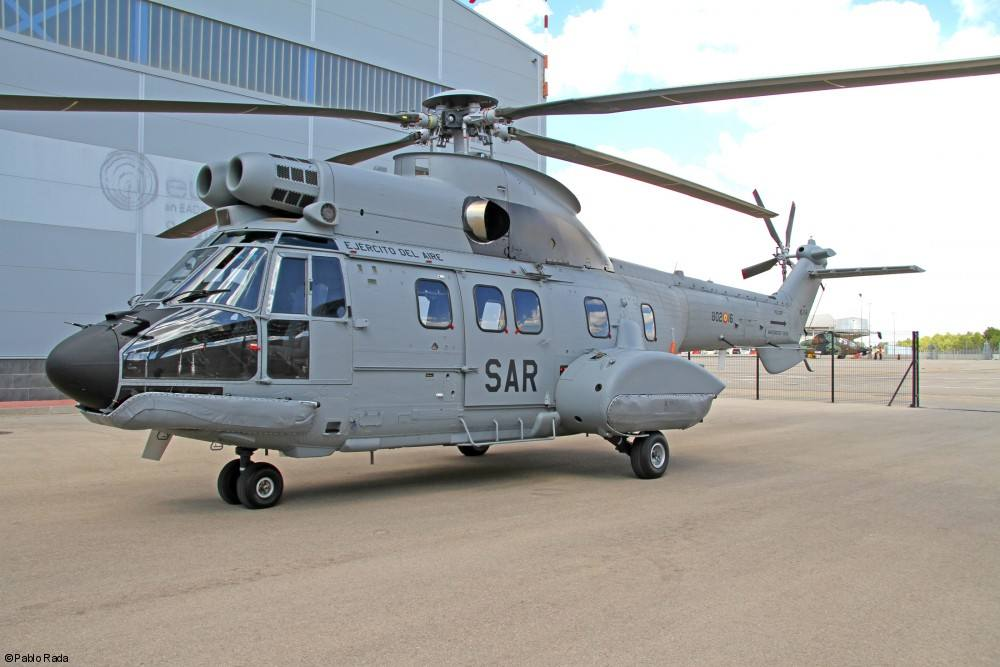 Airbus Helicopters maintains market lead in 2016