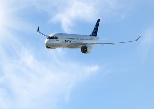 Bombardier obtient la plus haute certification environnementale pour le CS100