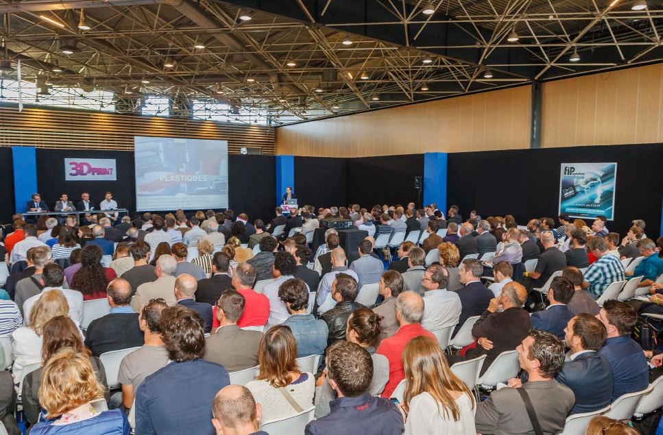 3D PRINT Congress & Exhibition, le salon phare de la fabrication additive