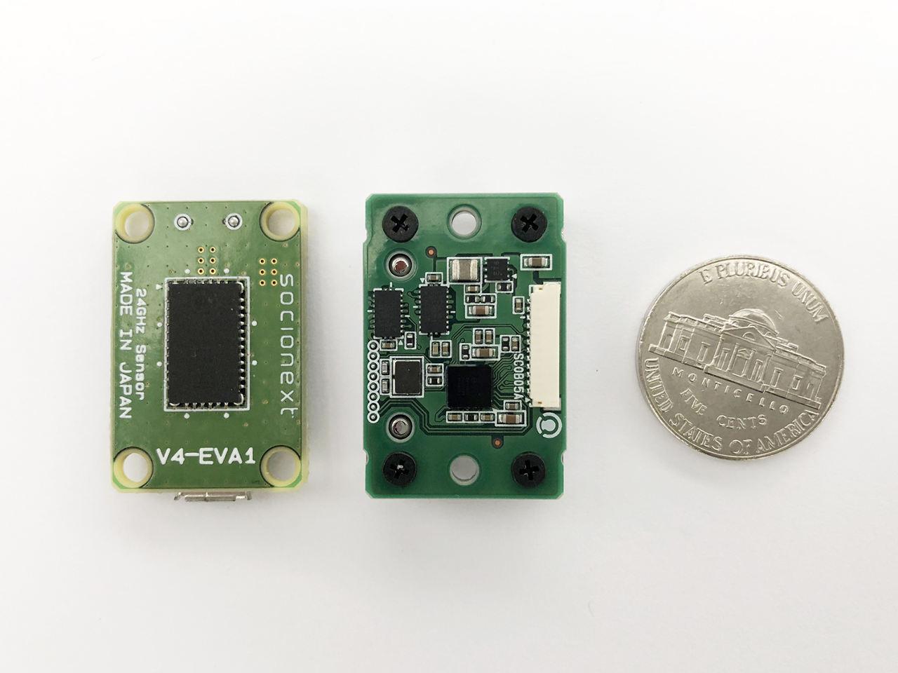 Aurora Flight Sciences et Socionext développent un radar pour drones