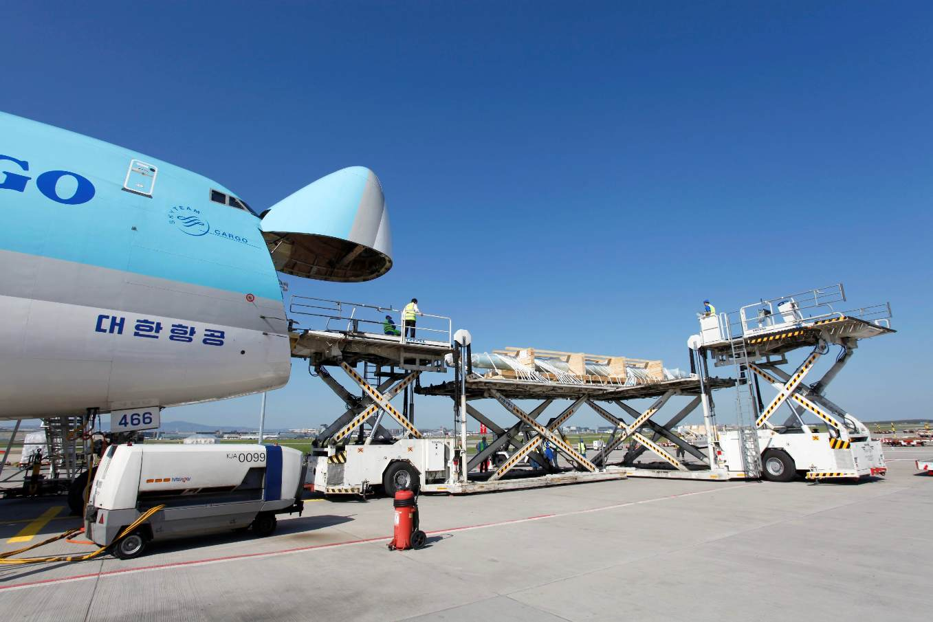 IATA: air cargo growth still strong