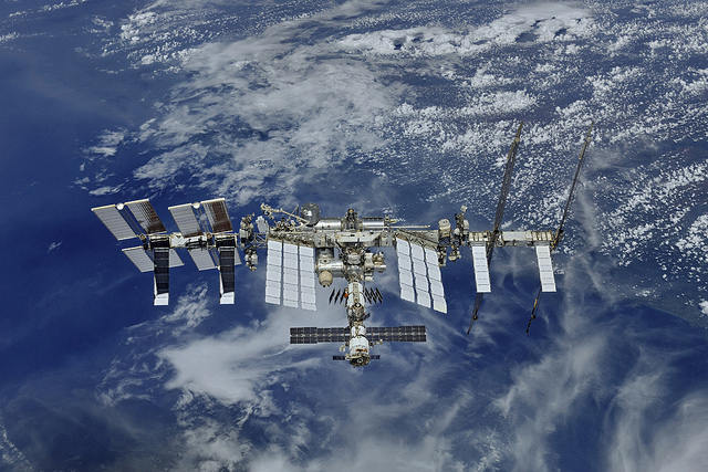 La Station spatiale internationale fête ses vingt ans