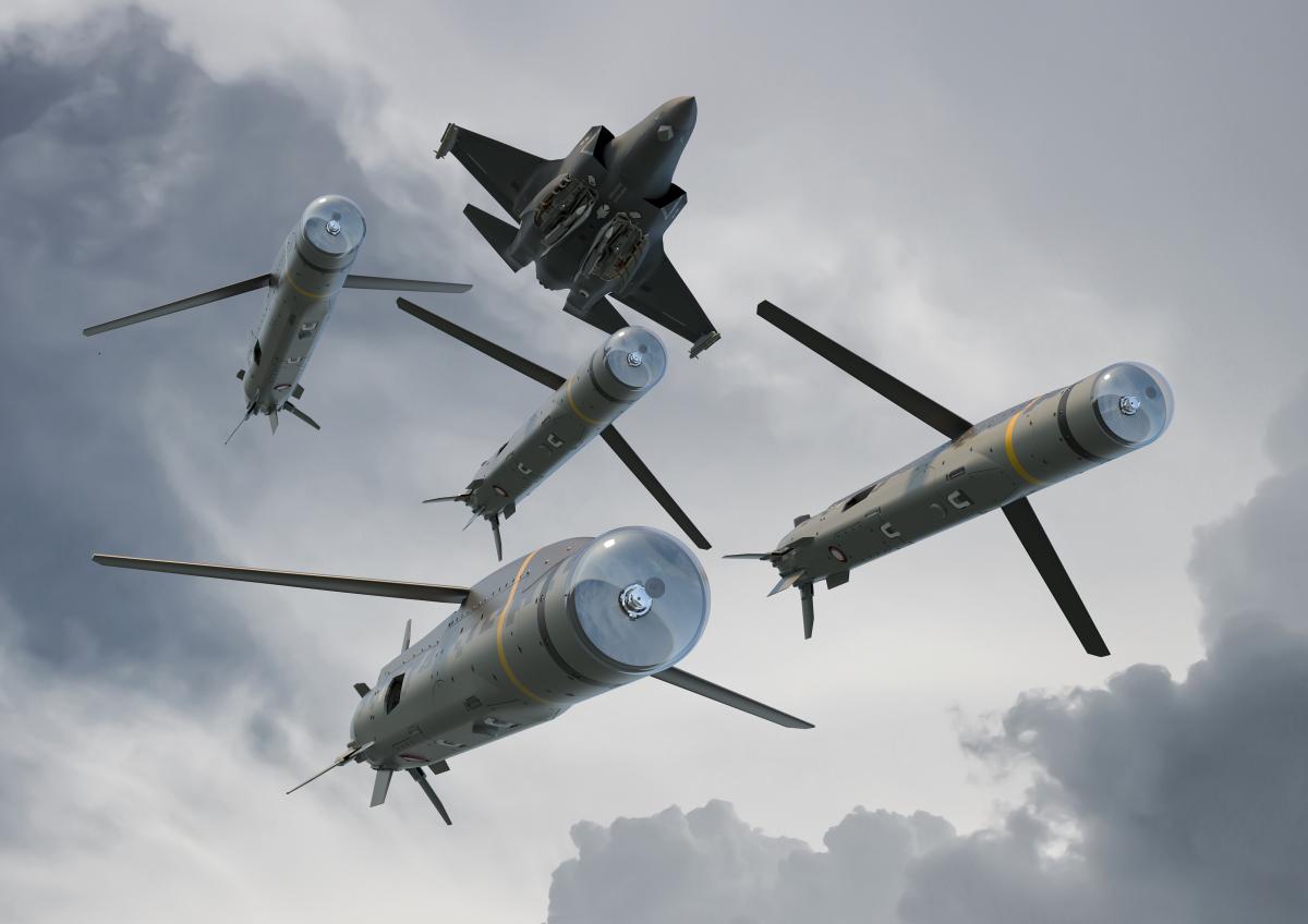 MBDA : le missile SPEAR passe en production