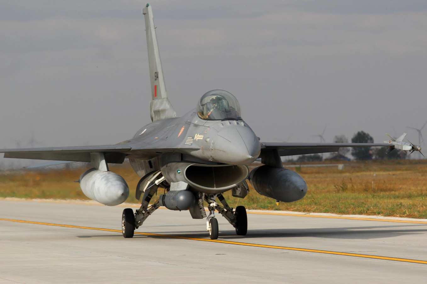Des F-16 américains pour la Roumanie ?