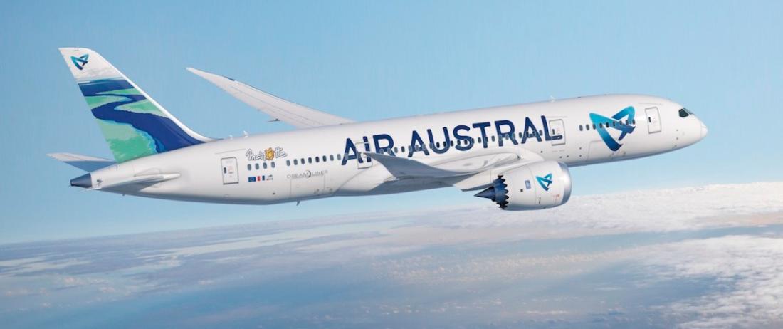 Air Austral va bénéficier d'un nouveau PGE de 30 millions d'euros