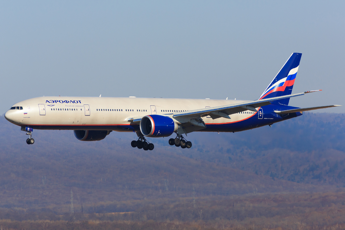 Avions commerciaux : le constat d'échec de la Russie