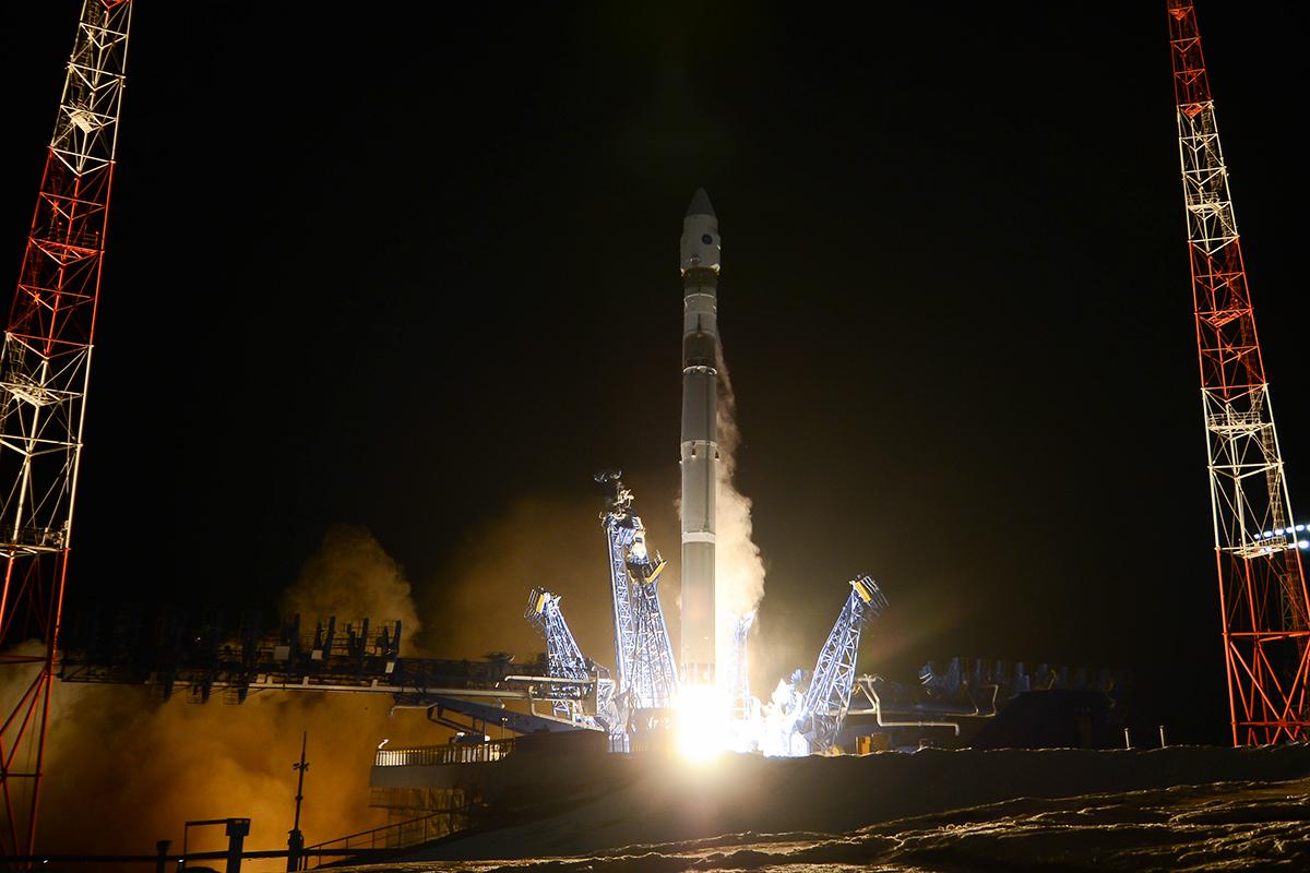 La Russie lance un satellite de surveillance de l'espace