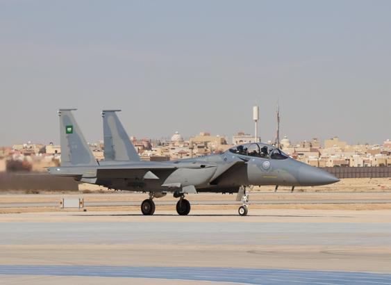 Arabie Saoudite : Réception des premiers F-15SA