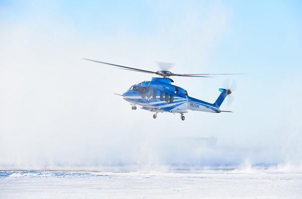 Le turbomoteur du Bell 525 a été certifié par la FAA