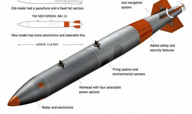 Raytheon: Les enjeux du nouveau missile de croisière nucléaire LRSO