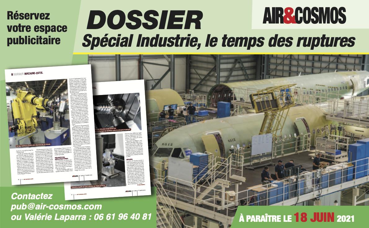 Dossier Filière aérospatiale et de défense : le temps des ruptures