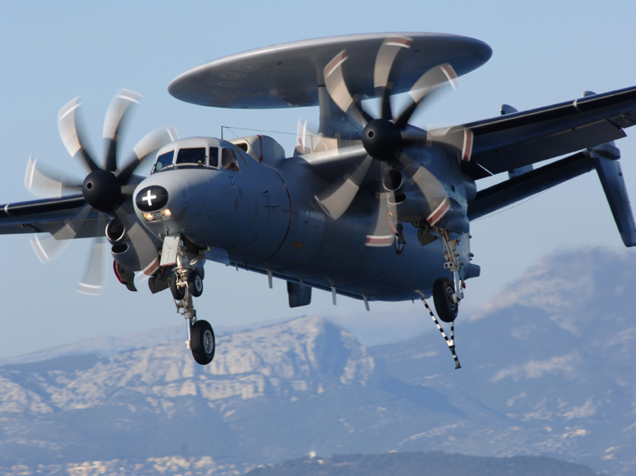 Avions de commandement et de conduite: atout stratégique au levant